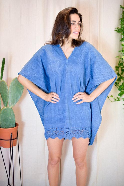 Indigo Cover up / One Size