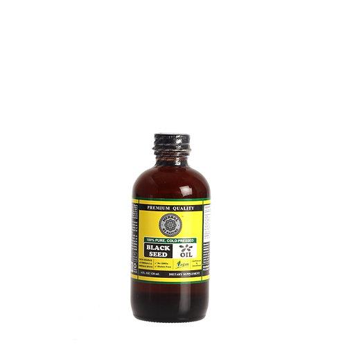 Black Seed Oil 4oz