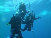 Safe diving in hawaii