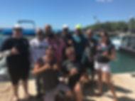 Kohala Diver Crew