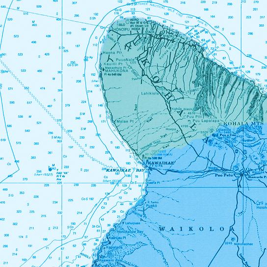Dive Sites on the Kona Kohala coast with Kohala Divers