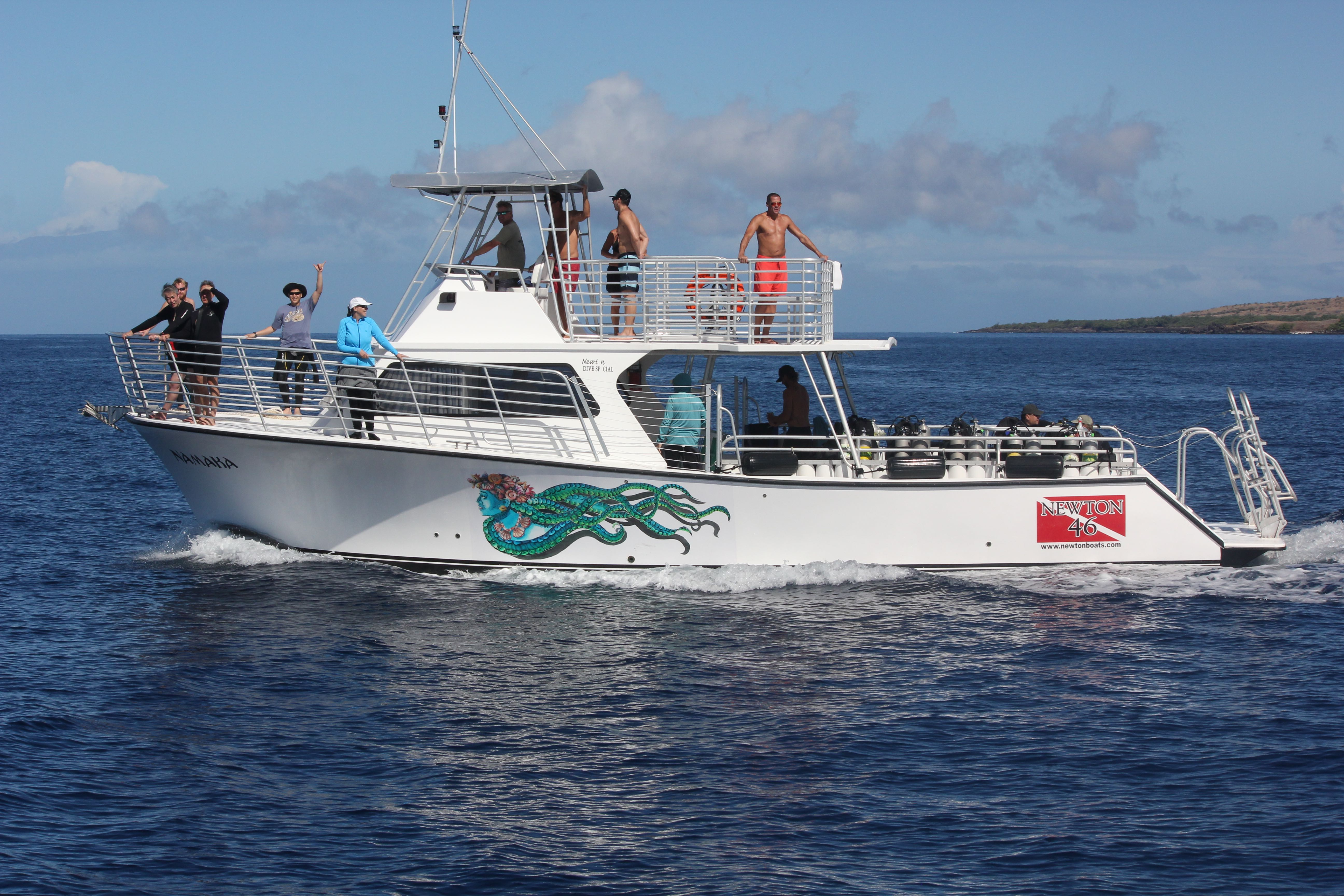Half Day and Full Day Charters
