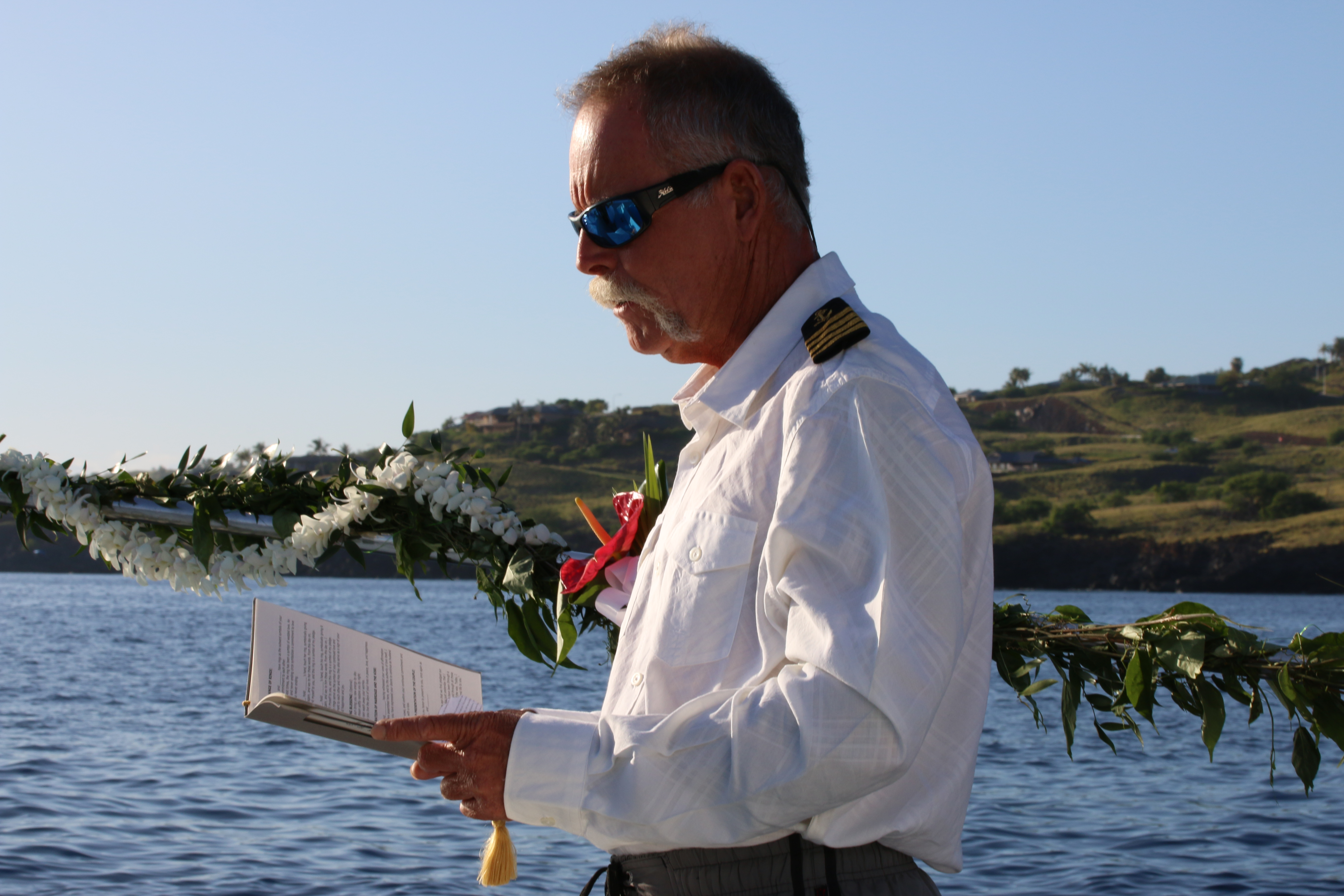 Ocean Weddings and Vow Renewals