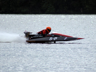 Team Williams-Mitchell Takes 350MR National Championship at Constantine