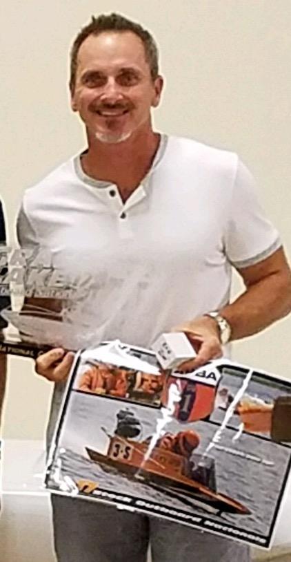 Dana Holt - 20ssh champ