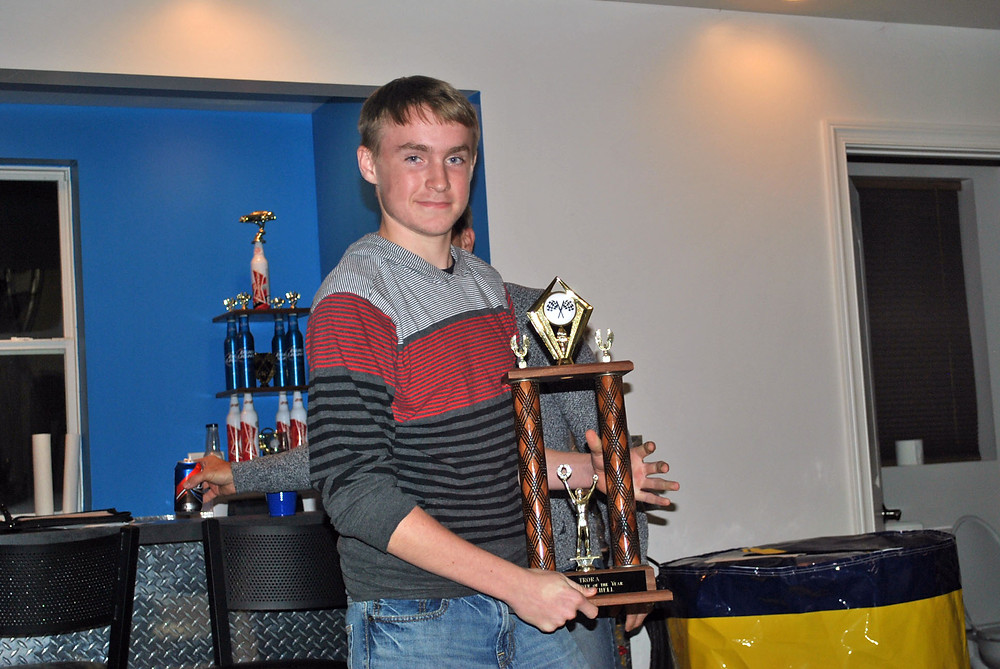 Nate Mitchell - TRORA 2015 Driver of the Year