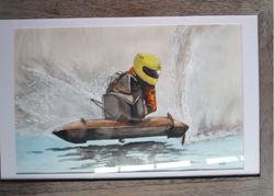 Watercolor by Jim Sweeney