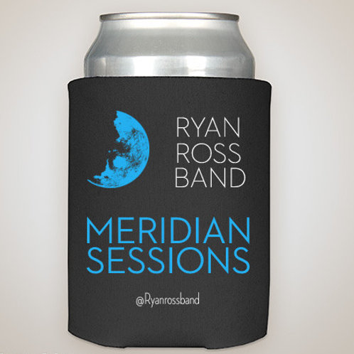 """""""Meridian Sessions"""" Koozie"""
