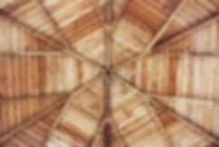 Oak beams, costruction timber, timber framed house