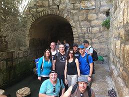 חברת אדירן ביום כייף אתגרי בירושלים