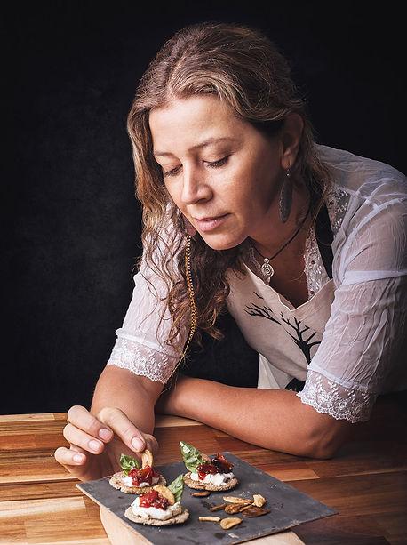 Alina Astudillo, Cocina Dinamica