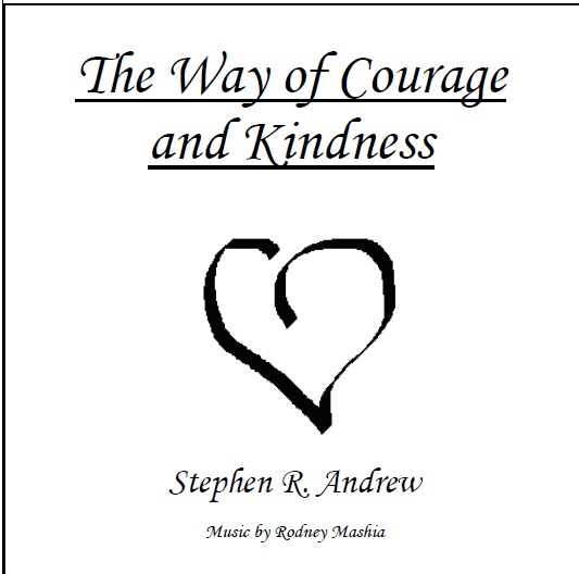 The Way of Courage and Kindness - front