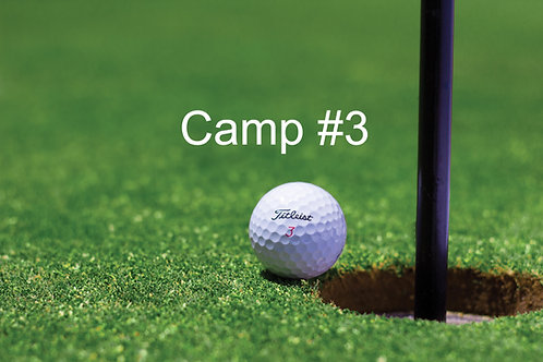 Jr camp #3