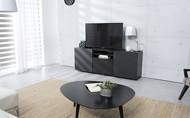 テレビ工事で快適リビング空間