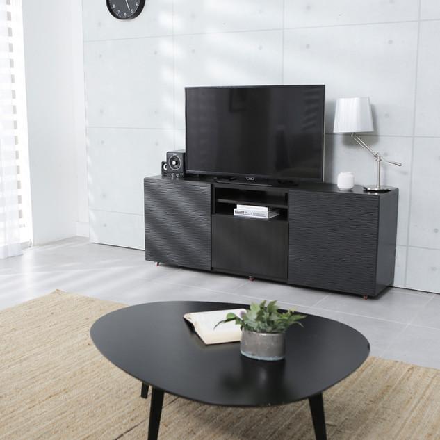 Flatscreen TV Heim