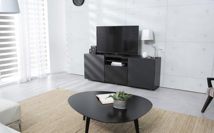 Accueil TV à écran plat
