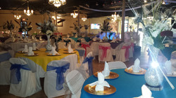 Our beautiful banquet hall