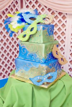 Custom-made themed cakes