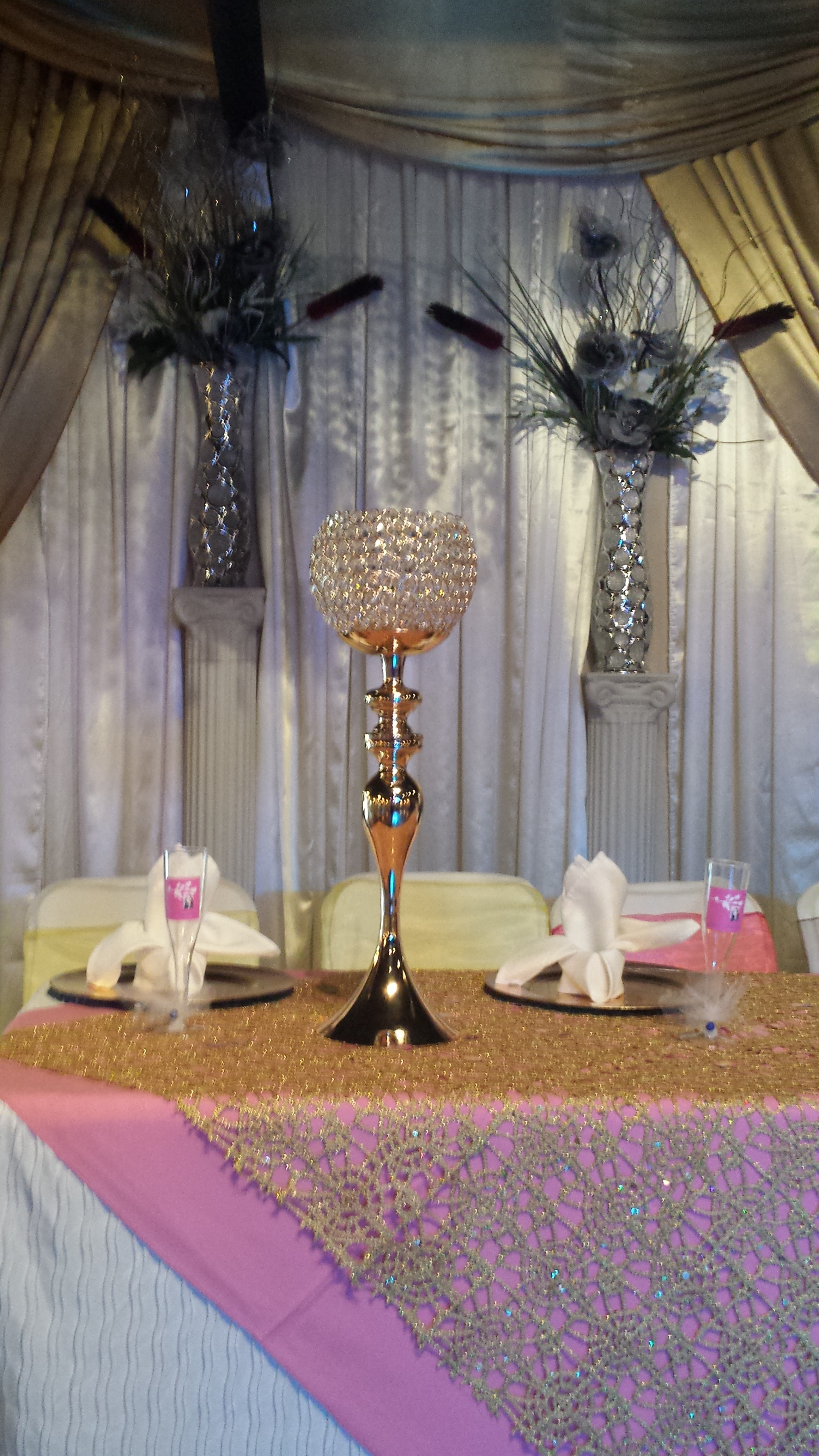 Special head table