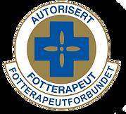 No background Fotterapeutforbundet logo
