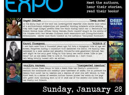 Author Expo