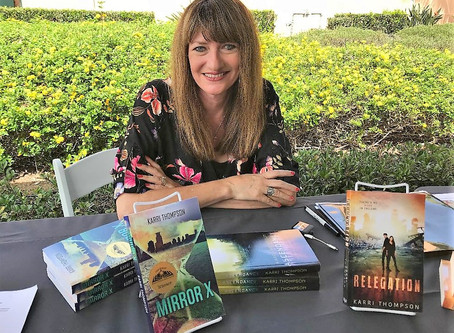 Book Signing at the San Diego Festival of Books