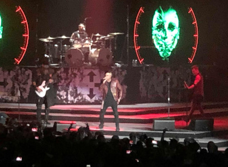 Disturbed and Three Days Grace Concert