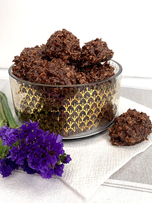 Best no-bake Oats-Coconut cookies