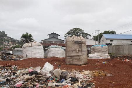 Plastic Recycling Begins