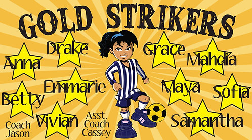 Gold Strikers