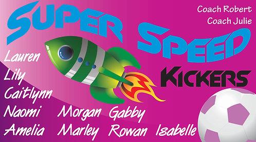 Super Speed Kickers