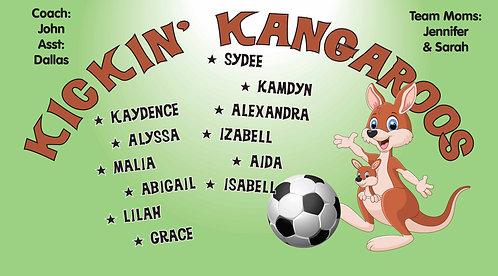 Kicking Kangaroos