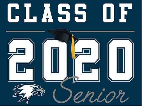 Vista Del Lago HS - Senior 2020 (Blue)
