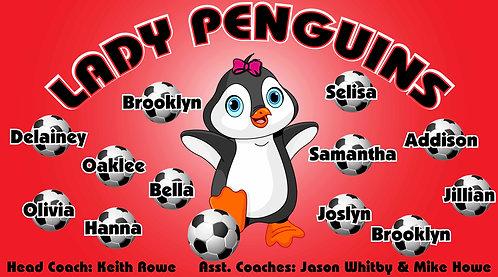 Lady Penguins