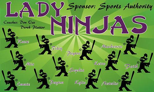 Lady Ninja's
