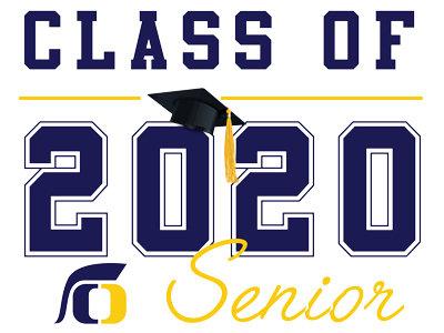 Oak Ridge HS - Senior (White)