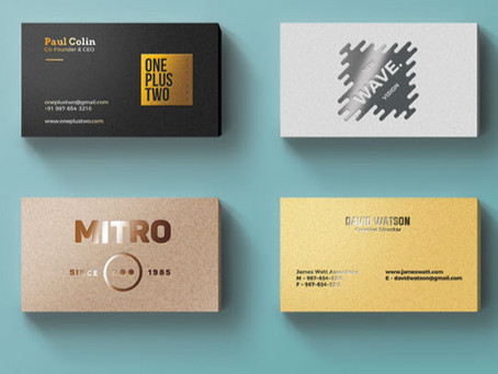 Why you STILL need to invest in business cards.