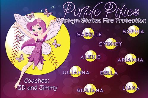 Purple Pixies