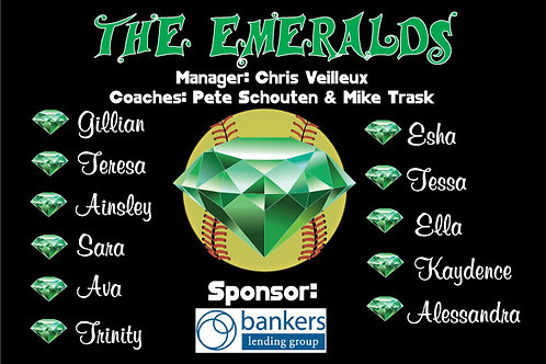 The Emeralds