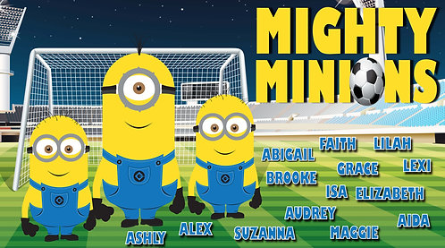 Mighty Minions