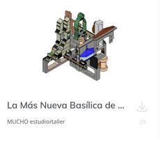 La Más Nueva Basílica de Guadalupe
