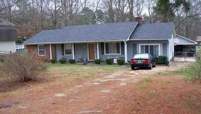 South Carolina Rental Home