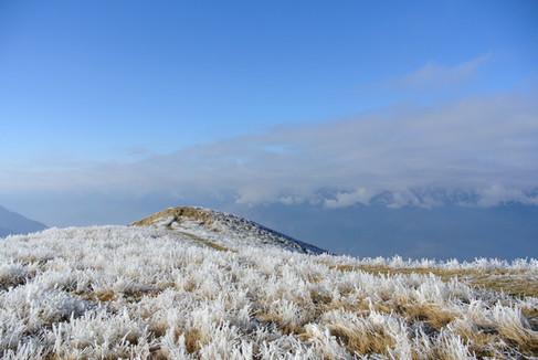 Panorama dalla vetta in inverno .JPG