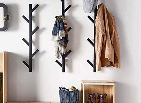 How to Store your Entryway Accessories!