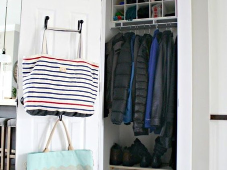 Quick Guide on Entryway Bag Storage