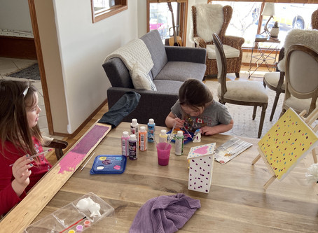 10 Ideas to Keep Your Kids Busy on Isolation!