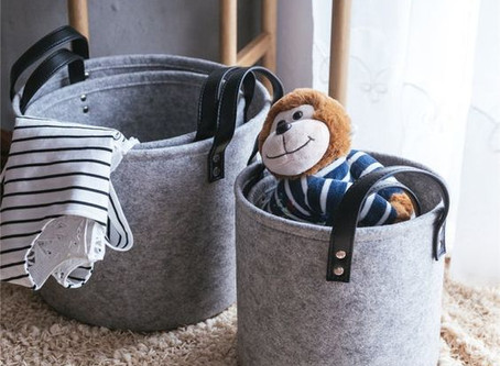 10 Beautiful Ways to Organize Living Room Toys