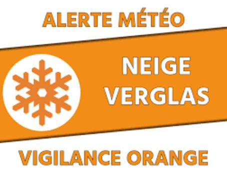 Vigilance Neige/Verglas
