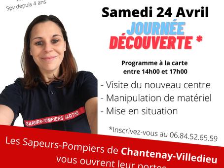 Manon, Sapeure-Pompier