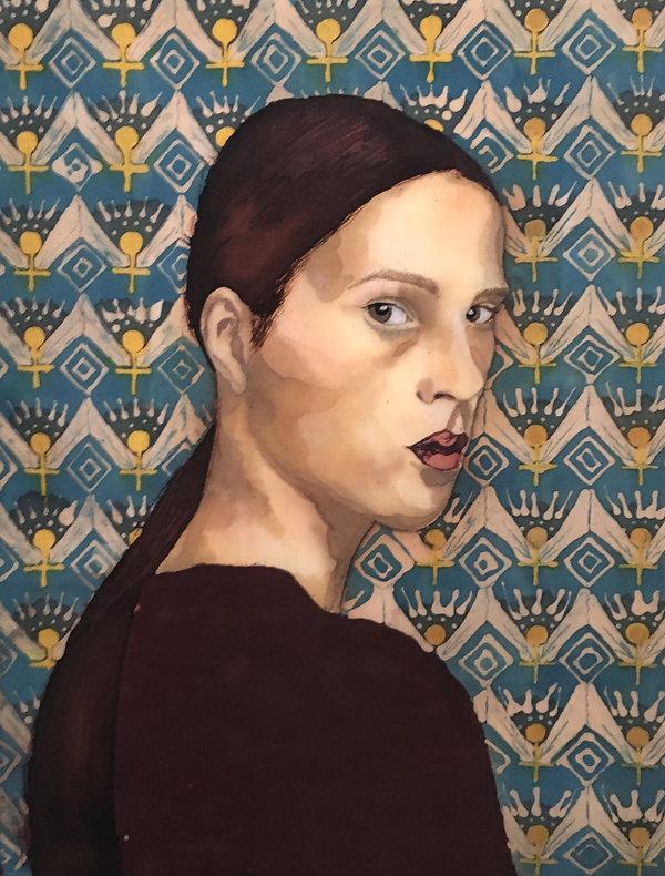 Portrait Pattern